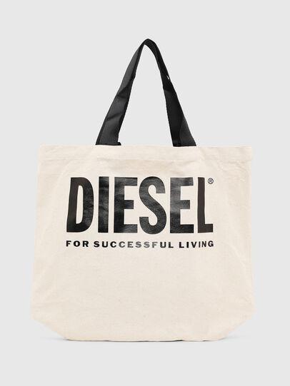 Diesel - LYVENZA, Blanc/Noir - Cabas et Sacs d'Épaule - Image 1