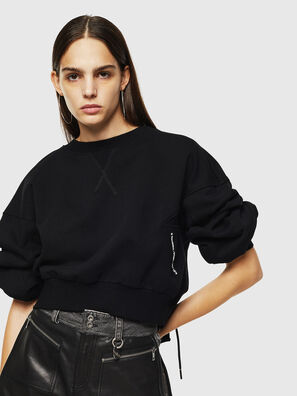 F-MONDY, Noir - Pull Cotton