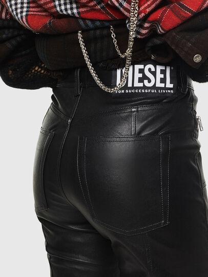 Diesel - L-NIKIA-A, Noir - Pantalons - Image 4