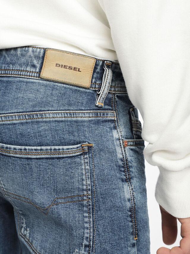 Diesel - Sleenker 069AI, Bleu moyen - Jeans - Image 6