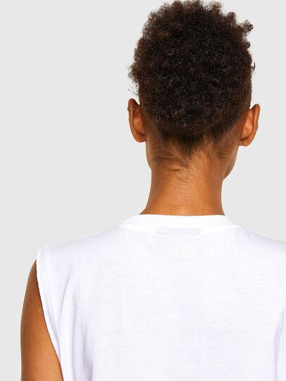 Diesel - T-PUNKYER-R1, Blanc - T-Shirts - Image 4