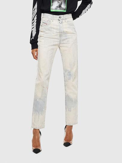 Diesel - D-Eiselle 0099P, Blanc - Jeans - Image 1