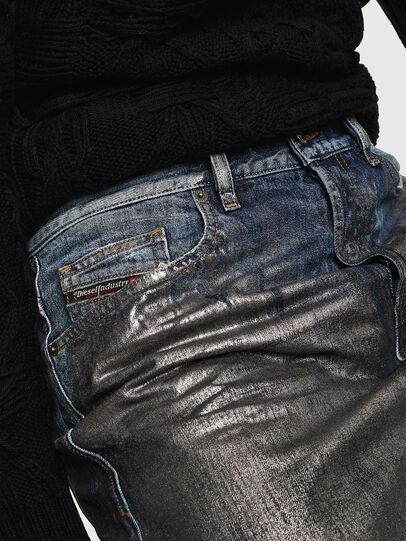 Diesel - D-Vider 0091J, Bleu moyen - Jeans - Image 3