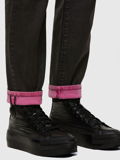Diesel - D-Joy 009DU, Noir/Rose - Jeans - Image 3