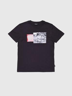TJUSTXH, Noir - T-shirts et Hauts