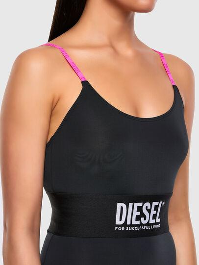 Diesel - UFBY-HOLLIX, Noir/Rose - Bodys - Image 3