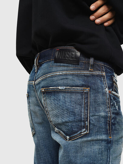 Diesel - D-Strukt 084AD, Bleu moyen - Jeans - Image 5