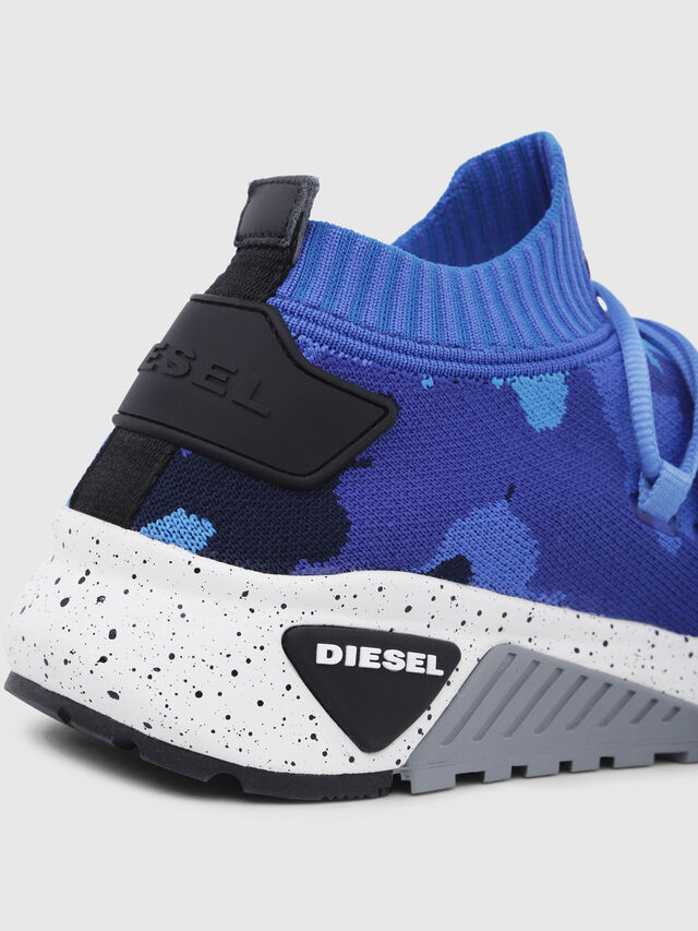 Diesel - S-KB SL, Azur - Baskets - Image 4