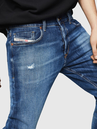 Diesel - Tepphar 0870H, Bleu moyen - Jeans - Image 3