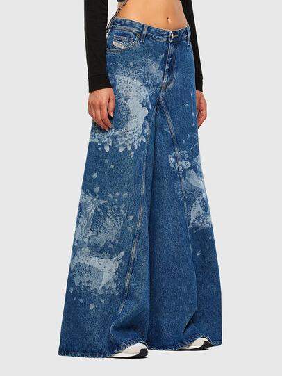 Diesel - D-Spritzz 009GV, Bleu moyen - Jeans - Image 5