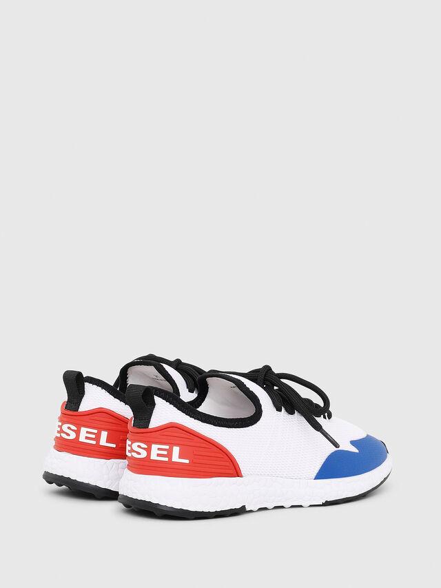 Diesel - SN LOW 10 S-K CH, Blanc - Footwear - Image 3