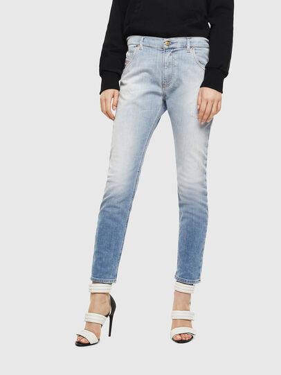 Diesel - Krailey JoggJeans 0099R, Bleu Clair - Jeans - Image 1