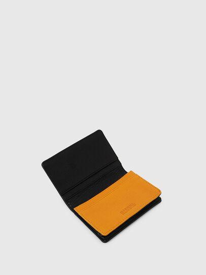 Diesel - DUKEZ, Noir/Orange - Petits Portefeuilles - Image 4