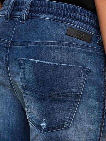 Diesel - Krailey JoggJeans 069PL, Bleu Foncé - Jeans - Image 3