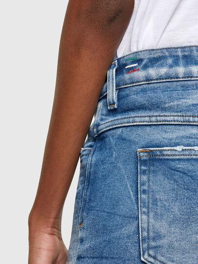 Diesel - D-Rifty 009MV, Bleu Clair - Jeans - Image 4
