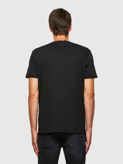 Diesel - T-DIEGOS-N20, Noir - T-Shirts - Image 2