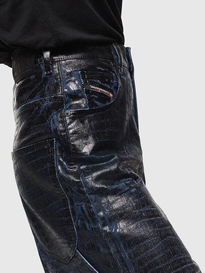 Diesel - D-Luite JoggJeans 0094R, Bleu Foncé - Jeans - Image 3