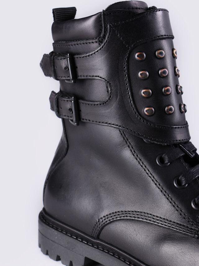 HB 9 BOOT YO, Noir