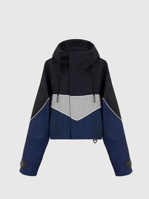 W-KOON, Bleu/Gris - Vestes d'hiver