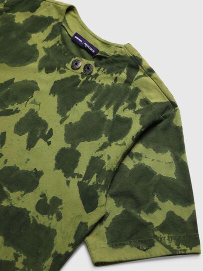 Diesel - PR-TS01, Vert - T-Shirts - Image 5