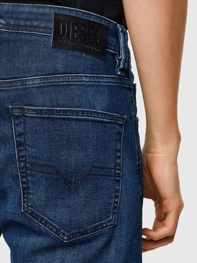 Diesel - Larkee 069SF, Bleu Foncé - Jeans - Image 3