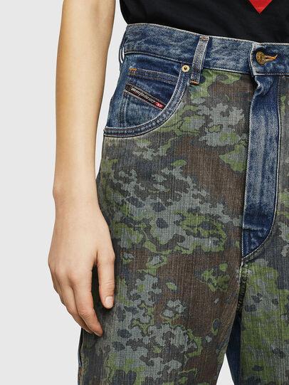 Diesel - D-Luite 0078E, Bleu moyen - Jeans - Image 3