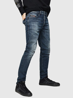 Buster 084AS, Bleu Foncé - Jeans