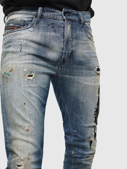 Diesel - Tepphar 0097M, Bleu Clair - Jeans - Image 3