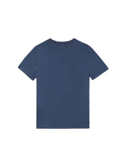 Diesel - UMLT-JAKE, Bleu Nuit - T-Shirts - Image 2