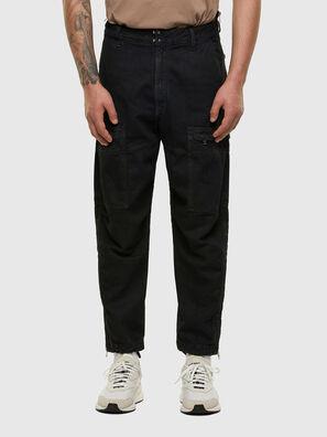 D-Luks 009IB, Bleu Foncé - Jeans