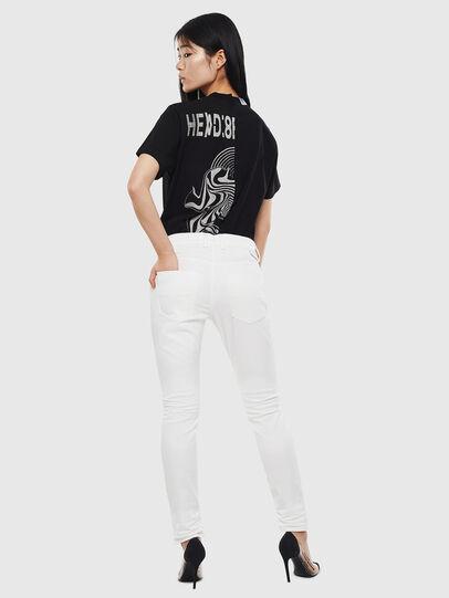 Diesel - Krailey JoggJeans 069DS, Blanc - Jeans - Image 2