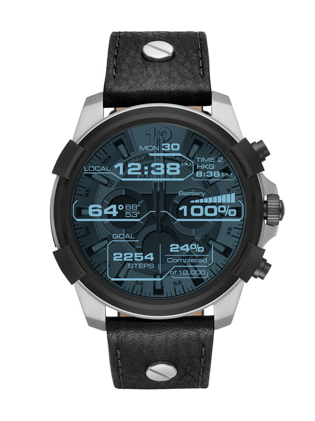 Diesel - DT2001, Noir - Smartwatches - Image 2