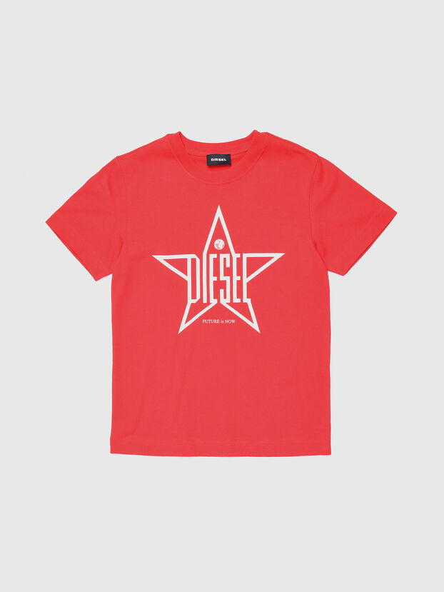 TDIEGOYH, Rouge - T-shirts et Hauts