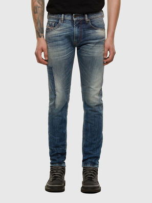 Thommer 009FK, Bleu moyen - Jeans
