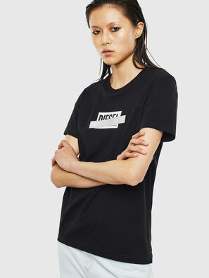 T-SILY-S2, Noir - T-Shirts