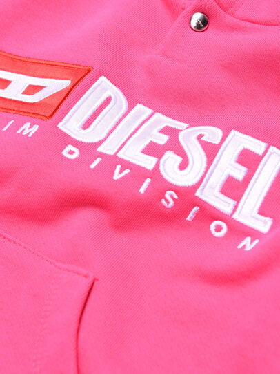 Diesel - DILSECB, Fuchsia - Robes - Image 3