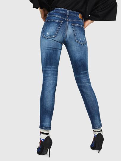Diesel - Babhila 069FY, Bleu moyen - Jeans - Image 2