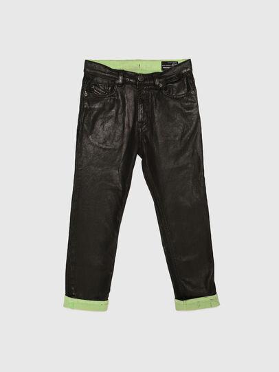 Diesel - MHARKY-J JOGGJEANS, Noir/Vert - Jeans - Image 1