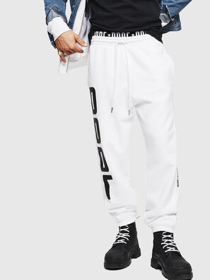 P-ALFREDS, Blanc - Pantalons