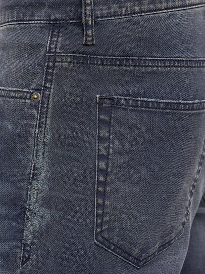 Diesel - D-Vider JoggJeans 069PR, Bleu Foncé - Jeans - Image 5
