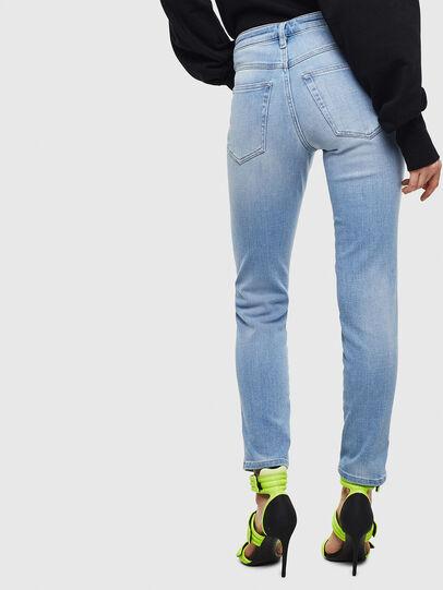Diesel - Babhila 0095D, Bleu Clair - Jeans - Image 2