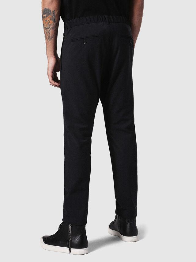 Diesel - P-OLIVERY, Noir - Pantalons - Image 2