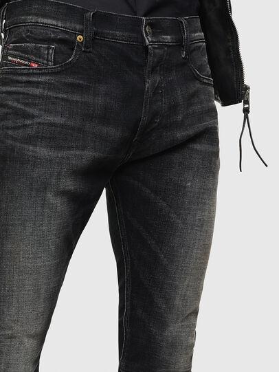 Diesel - Tepphar 0098B, Noir/Gris foncé - Jeans - Image 3