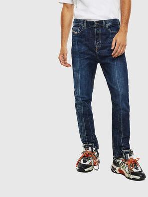 D-Vider 0092X, Bleu moyen - Jeans