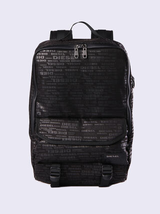 F-CLOSE BACK, Noir/gris