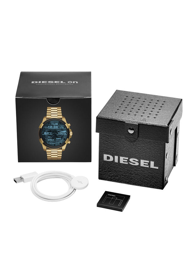 Diesel - DT2005, Or - Smartwatches - Image 4