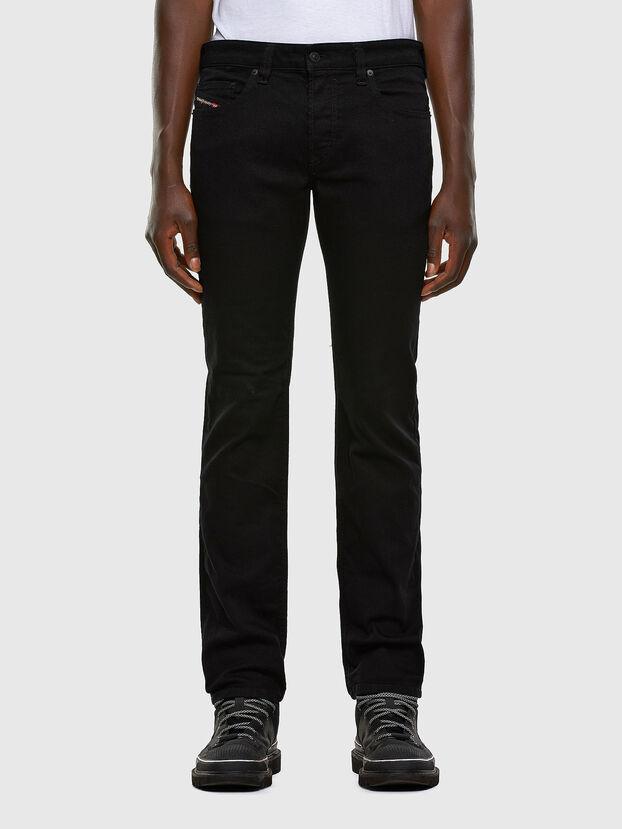 Safado 0688H, Noir/Gris foncé - Jeans