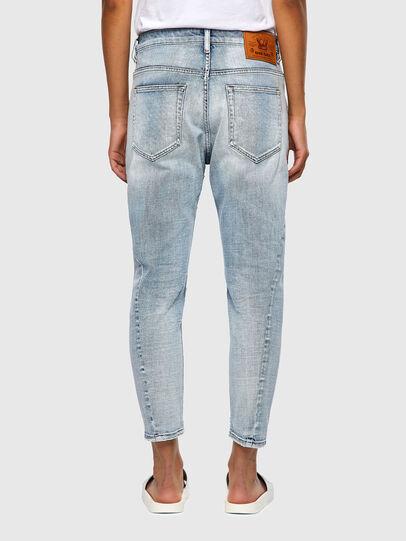 Diesel - Fayza 009TP, Bleu moyen - Jeans - Image 2