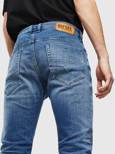 Diesel - Thommer 0097X, Bleu moyen - Jeans - Image 5