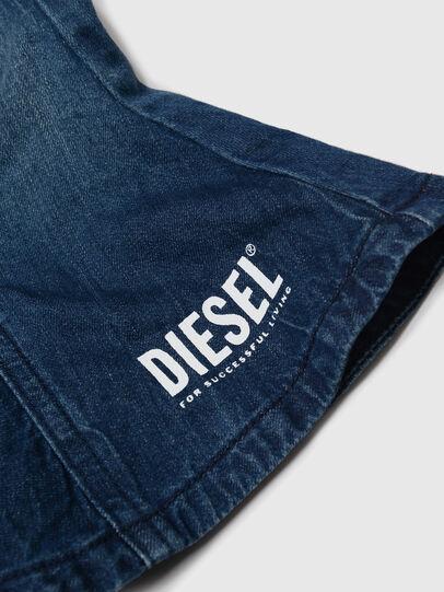 Diesel - GILLIB, Bleu moyen - Jupes - Image 3